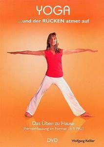 Yoga Zu Hause : dvd yoga und der r cken atmet auf ~ Sanjose-hotels-ca.com Haus und Dekorationen