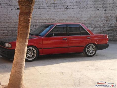 nissan sunny old model modified fs 1987 nissan sunny cars pakwheels forums