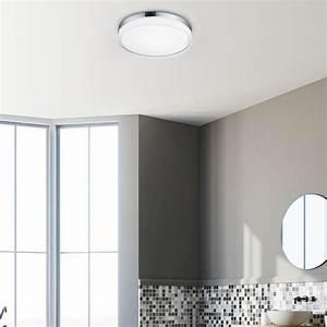Led Deckenlampe Bad : helestra led bad deckenlampe tana 1640lm ip44 65550 ~ Watch28wear.com Haus und Dekorationen