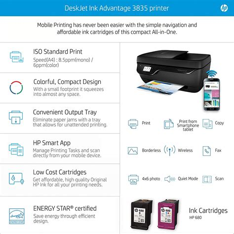 Don't do it except you see the instruction to do so. Install Hp Deskjet 3835 / Review of HP OfficeJet 3835 All-in-One Wi-Fi Printer : This product ...