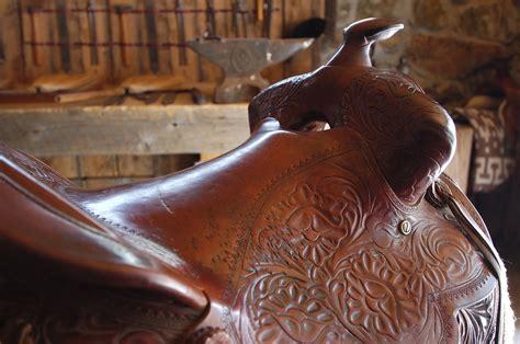 leather saddles care tack saddle