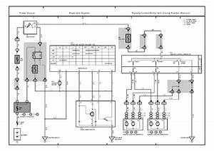 Wiring Diagram 93 Toyota Pickup