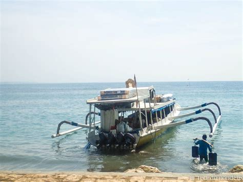 Slow Boat Sanur To Nusa Lembongan by Slow Boat Saner Public
