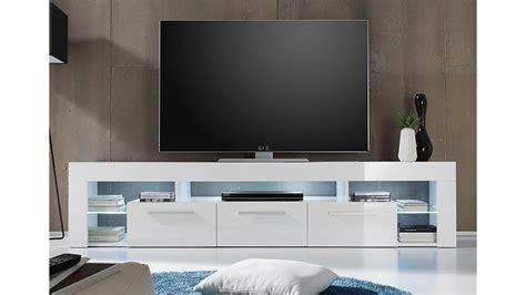 tv lowboard 200 cm lowboard score kommode tv board in wei 223 hochglanz 200 cm