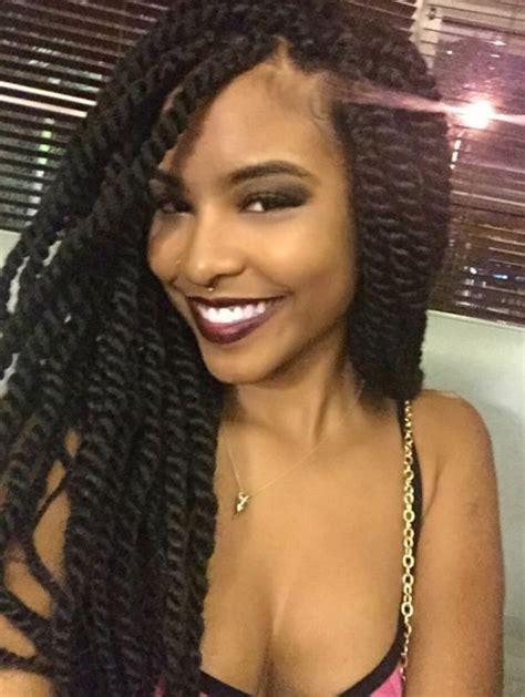 75 super hot black braided hairstyles to wear pinterest