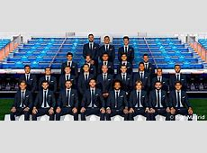The squad have been photographed in their official Hugo