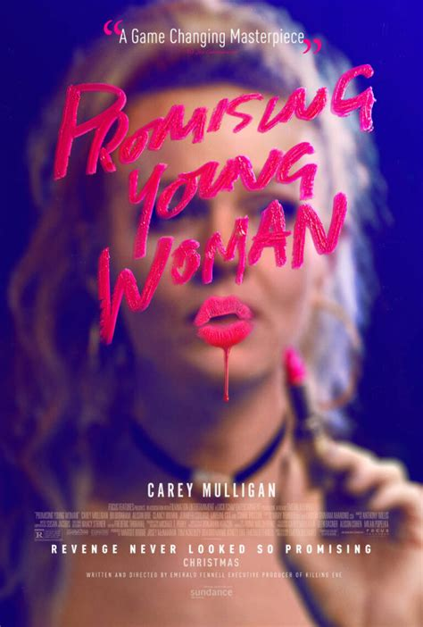 New Promising Young Woman Trailer, Poster and Release Date