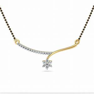 Diamond Mangalsutra Designs India | The Favorite Of Modern ...
