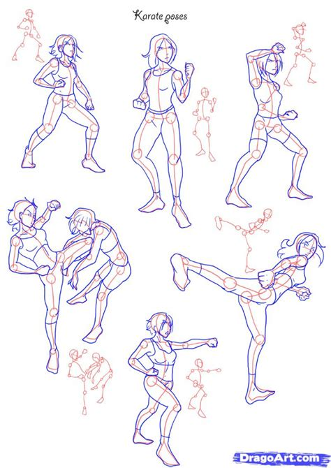 1000 Images About Anime On Anime Drawing Anime Poses How To Draw Anime Poses Step Step