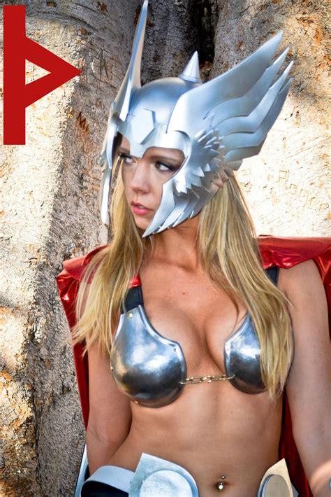 Lady Thor Thunder Succubus Of Lucid Dream Lightning