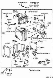 Toyota 4runner A  C Evaporator Drain  Connector  Drain Hose