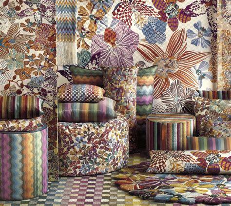 tessuti per tappezzeria divani tessuti missoni per divani poltrone in tessuto missoni