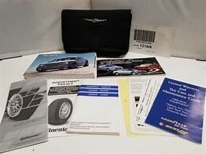 2007 Chrysler 300 Oem Factory Vehicle Owner Operator