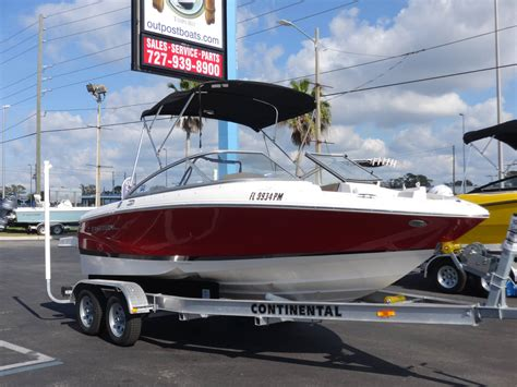Regal Boats 1900 Review by 1997 Regal 2100 Lsr St Petersburg Florida Boats