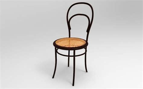 chair thonet n14 3d model obj 3ds 3dm sldprt sldasm slddrw cgtrader