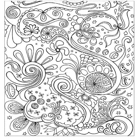 special characteristic   coloring pages  adults
