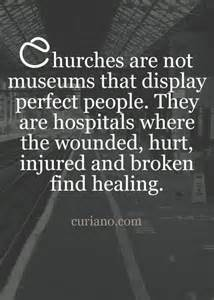 Christian Quote About Going to Church