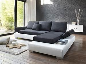 deco salon gris blanc noir With deco pour jardin exterieur 14 deco salon gris blanc rose
