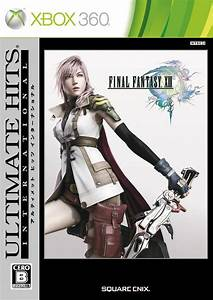 Final Fantasy Xiii Box Shot For Xbox 360 Gamefaqs