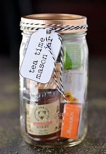 Tee Im Glas : muttertag basteln die 12 besten geschenke im glas anleitungen diy muttertag zenideen ~ Markanthonyermac.com Haus und Dekorationen