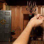 christmas tree timeline dollhouse decorating