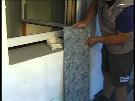 montagevideo helopal aussenfensterbank mit