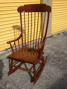 heywood wakefield antique rocker rocking chair ebay