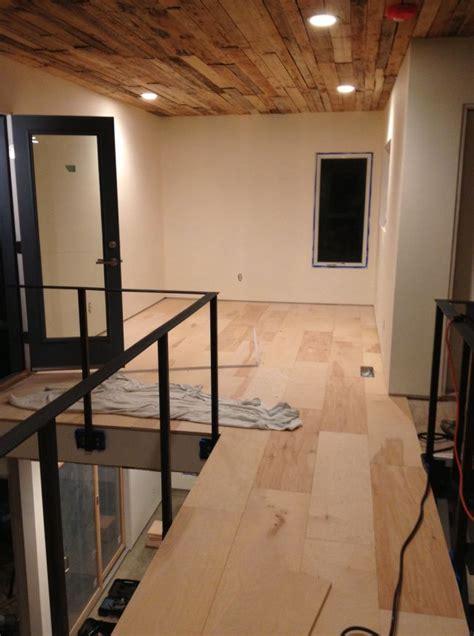 plywood flooring installation diy flooring home flooring