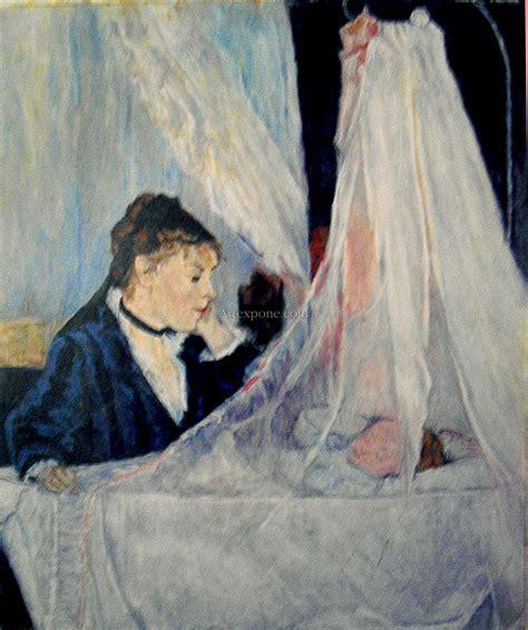 La Berthe Morisot by Quot La Cuna Homenaje A Berthe Morisot Quot Germ 225 N Obra De Arte