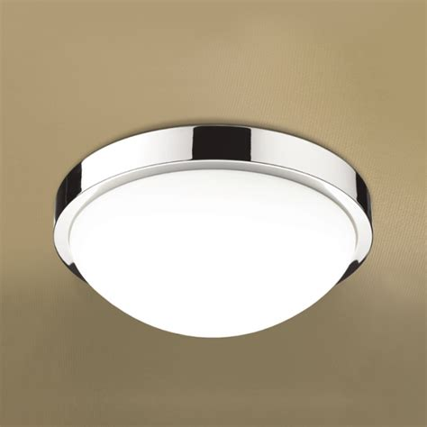 hib momentum led circular bathroom ceiling light 0690
