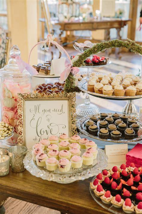 Wedding Dessert Table Elizabeth Anne Designs: The