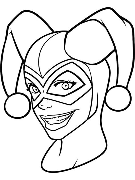harley quinn colors harley quinn coloring pages best coloring pages for