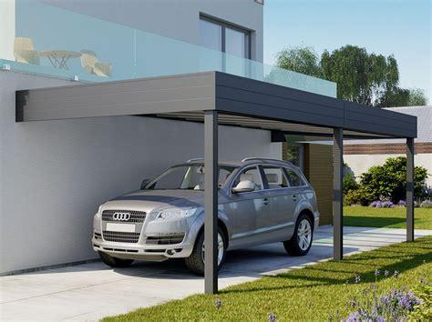Carport Aluminium Adosse Talis 6 X 35 M  Direct Abris