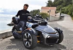 Moto A 3 Roues : can am spyder moto 3 roues test e sur les routes portugaises ~ Medecine-chirurgie-esthetiques.com Avis de Voitures