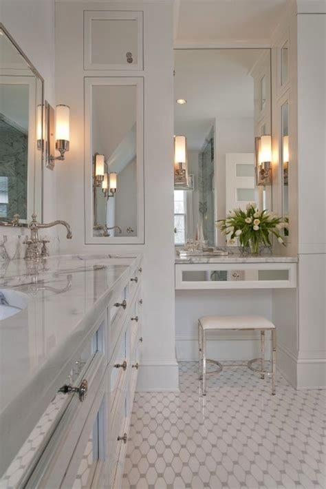 Vanity Area In Bathroom by Floating Vanity Contemporary Bathroom