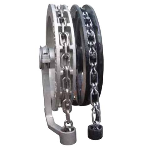 type 316 stainless steel chain valve chainwheels acrodyne