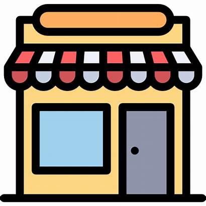 Shops Street Icon Icons Flaticon Svg Choose