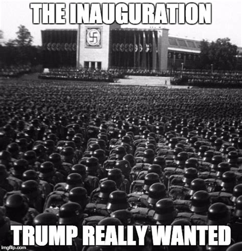 Trump Inauguration Memes - trump s dream inauguration imgflip