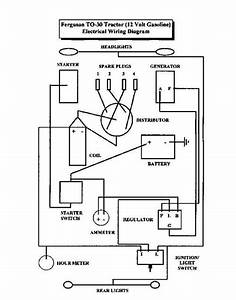 Wiring Diagram 12v Mf To-30