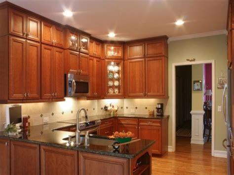 add cabinets  existing cabinets  ceiling height cabinets remodeling kitchen
