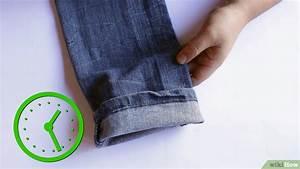 Faire Ourlet Jean : comment faire un ourlet ext rieur sur un jean wikihow ~ Melissatoandfro.com Idées de Décoration