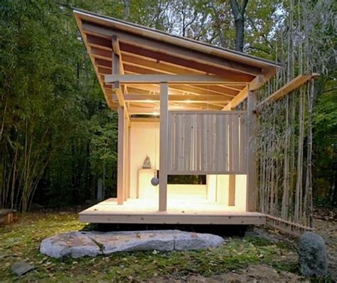 island cabin lean to style architectural inspiration design favorites