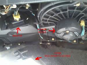 The Blower Motor On My 2001 Honda Civic Doesn U0026 39 T Work  I Am