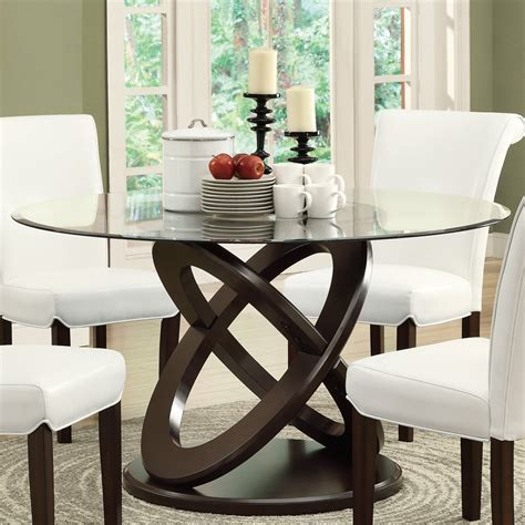 monarch specialties   dining table lowes canada