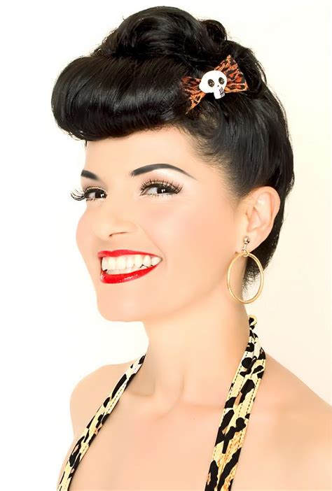50s Pin Up Hairstyles by Top 10 Photo Of 50s Pin Up Hairstyles Floyd Donaldson