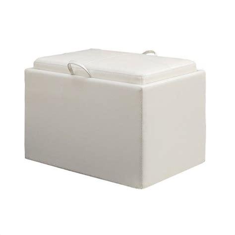 convenience concepts storage ottoman convenience concepts designs4comfort accent storage