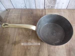 Kupfer Keramik Pfanne : sehr massive alte kupfer kasserolle casserolle kasserolle kupfer pfanne 1 97 kg ~ Sanjose-hotels-ca.com Haus und Dekorationen