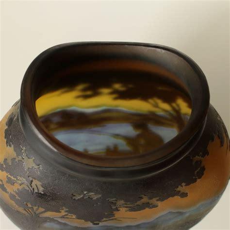 vaso galle vaso gall 233 oggettistica bottega 900 dimanoinmano it