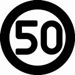 Limit Speed Icon Icons Flaticon