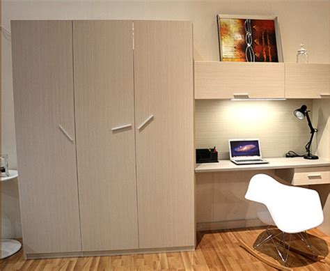 Storage Cabinet Design Assemble Wardrobe And Study Table